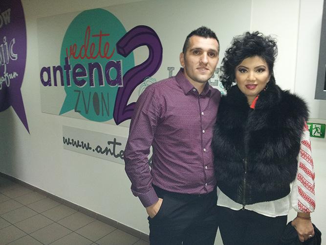 Ne-am întânit și cu Adriana Bahmuțeanu