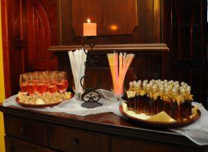 Marturii nunta Vin de portocale Principe de Azahar 40ml