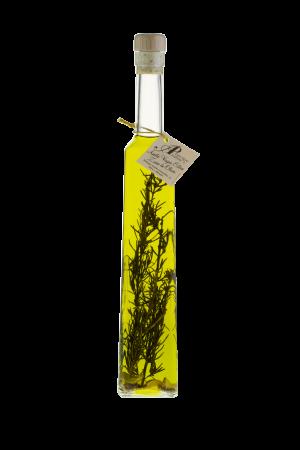 Ulei de măsline cu rozmarin