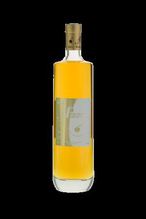 Vin sec de portocale