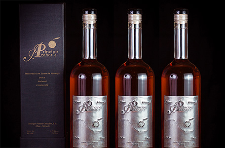 Magnum vin de portocale Principe de Azahar