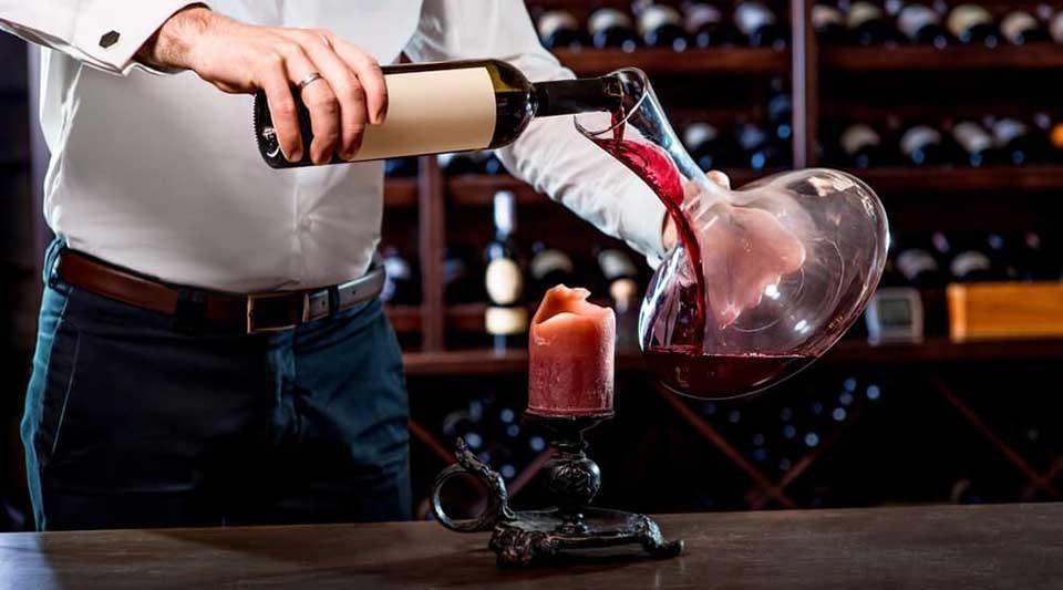 Decantarea vinului – Ghid pentru începători